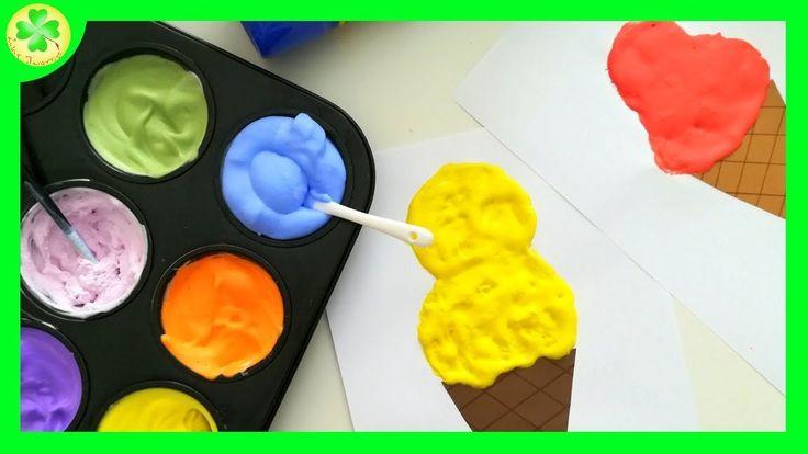 Genialny przepis na puchnącą farbę, wykonaną na bazie pianki do golenia! Rewelacja!!! :D   #farba #paint #puchnącafarba #puffypaint #farbazpiankidogolenia #zpiankidogolenia #piankadogolenia #shavingcream #przepis #diy #zróbtosam #handmade #tutorial #poradnik #jakzrobić #sposóbwykonania #howto #instrukcja #instruction #krokpokroku #craft #crafts #kidscraft #kidcrafts #lubietworzyc #film #filmik #youtube #YouTube #wideo #video