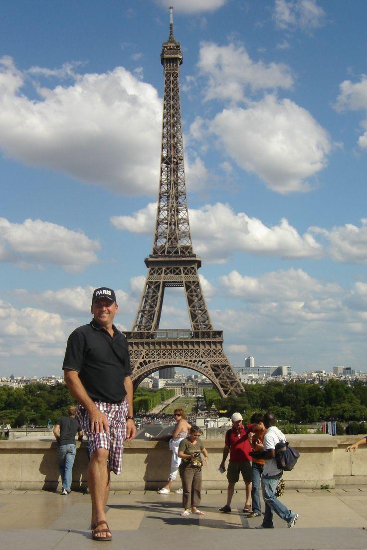 Régent à Paris.en juillet 2007
