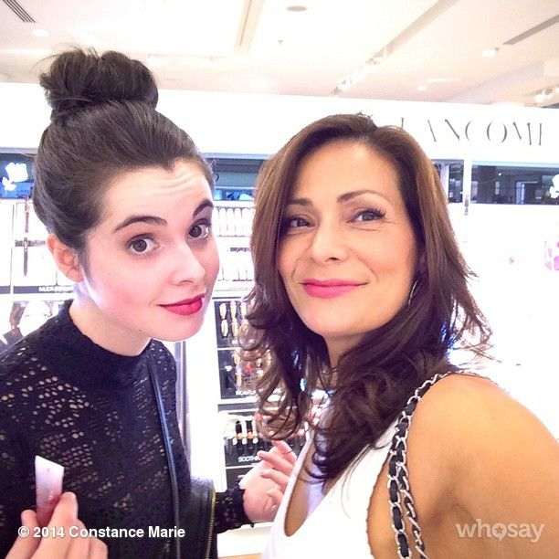Vanessa Marano and Constance Marie are so beautiful. | Switched at Birth