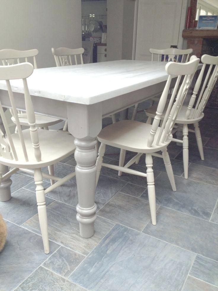 Simple Yet Stunning Country Dining Table Ideas Country Dining Tables Painted Kitchen Tables Painted Dining Table