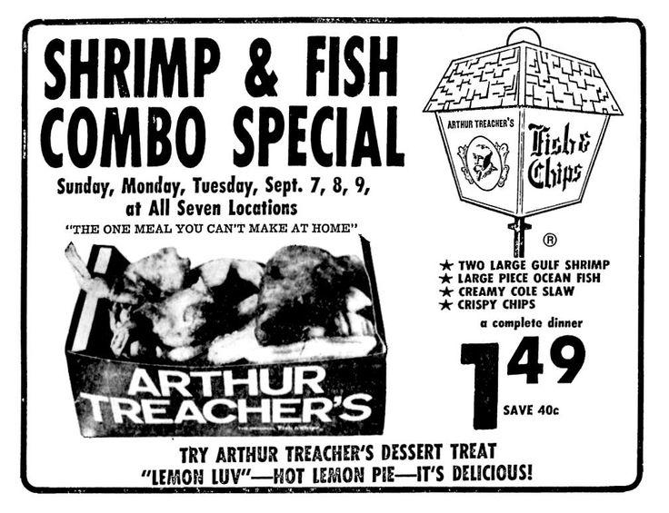 The 25 best arthur treacher ideas on pinterest batter for Arthur treacher fish and chips near me