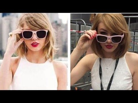 Las dobles taylor swift ¡¡¡¡¡ IDÉNTICAS¡¡