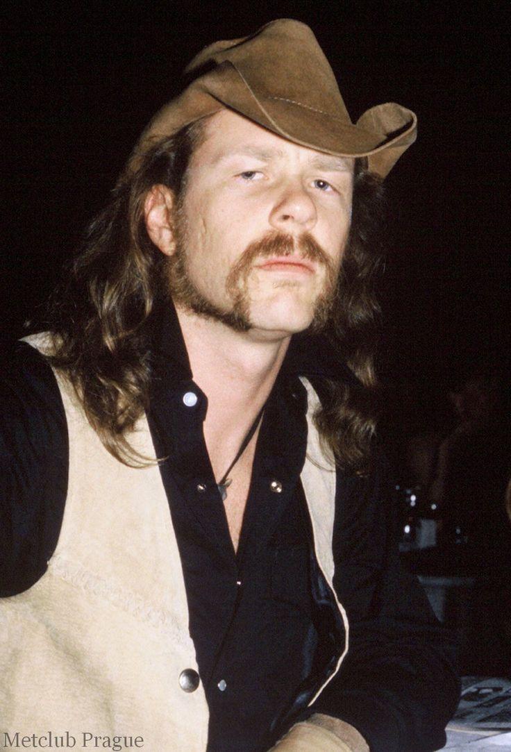 Metallica- James Hetfield  Cowboy