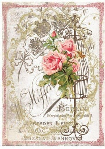 28 Best Images About Decoupage On Pinterest Napkins