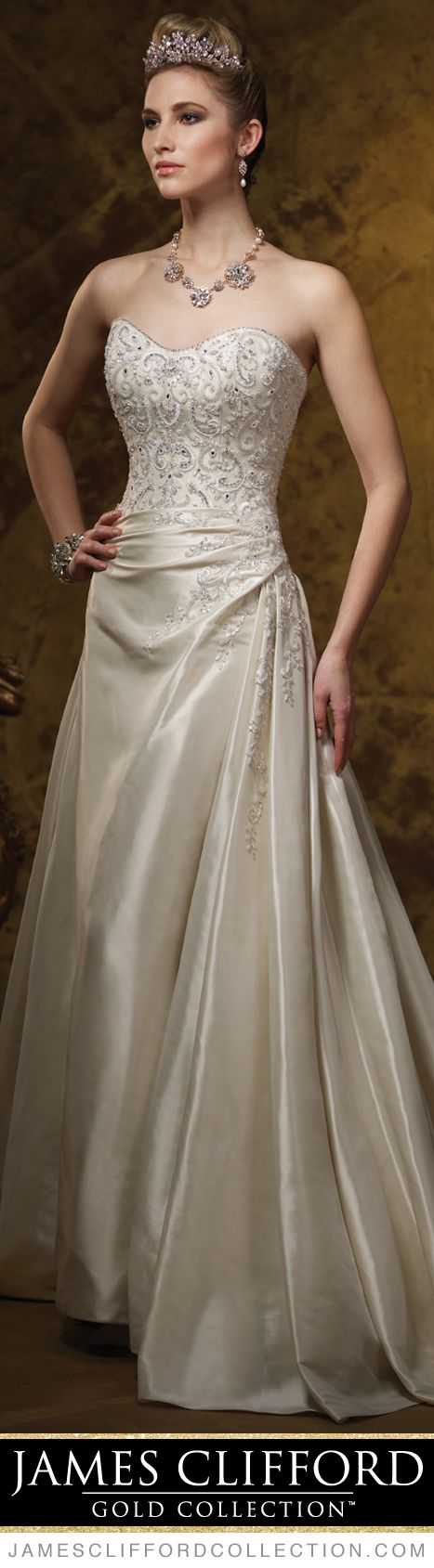 13 best images about fall 2014 wedding dress collection for No back wedding dress
