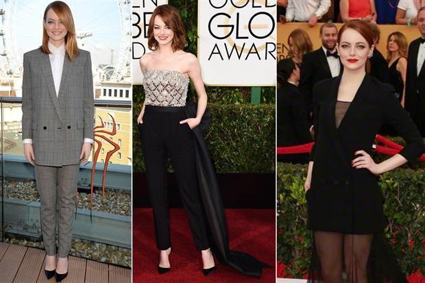 Las claves del estilo de Emma Stone  Foto:Elle.es, Stylelovely.com y Corbis