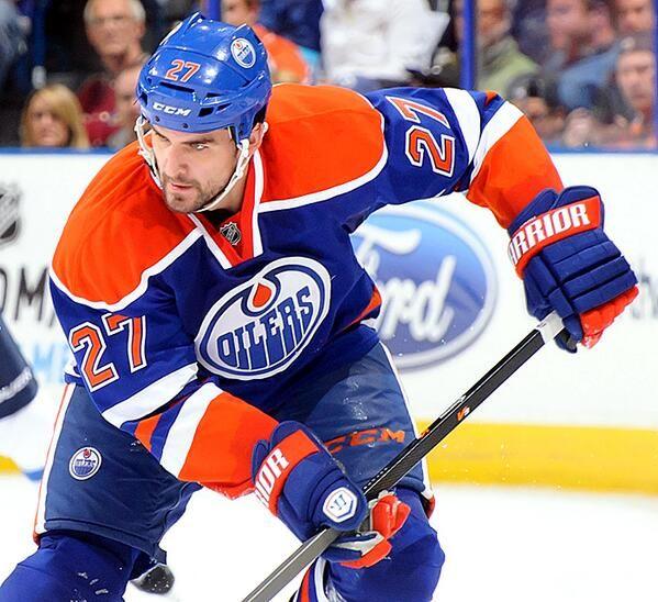 Boyd Gordon, Edmonton Oilers