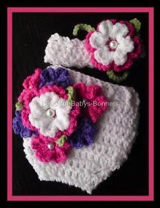 All Free Crochet Diaper Covers   Crochet-Pattern-Flower-Nappy-Diaper-Cover-Wrap-Headband-Baby-or-Reborn