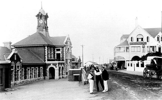 Muizenberg Station 1898| Flickr - Photo Sharing!