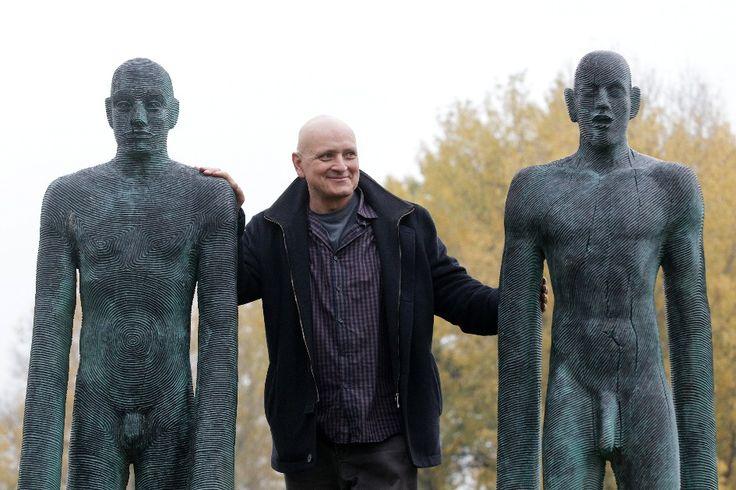 Michal Gabriel - czech sculptor