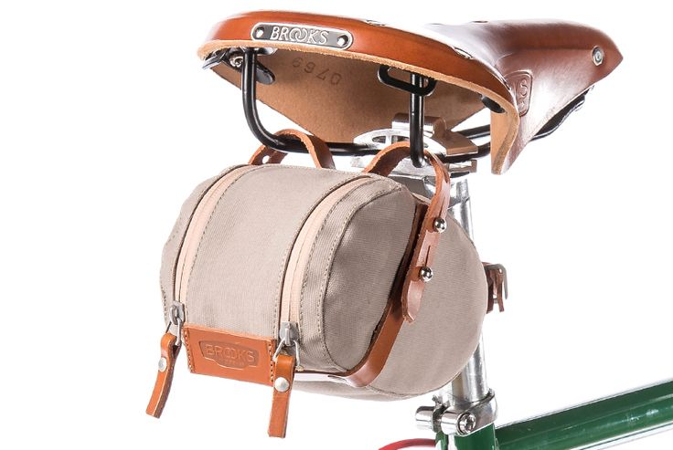 BROOKS, saddle bags.