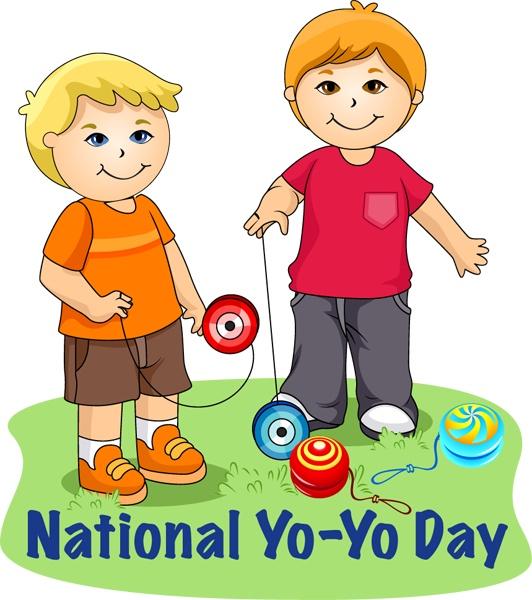 Happy National YoYo Day photo Yoyoart Pinterest