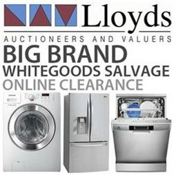 Feeling handy? Pick up a MASSIVE bargain in this week's White Goods Salvage Sale here:  Auction closes tomorrow from 2PM - Bid Now!!