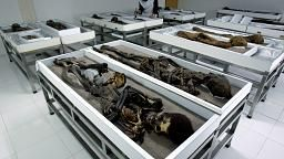 Mummies feel impact of climate change, say researchers