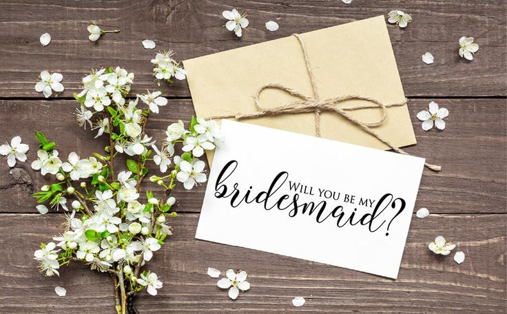 """Personalized Bridesmaid proposal card. Pop the question """"Will you be my Bridesmaid?"""" Want something different? No problem, all cards are custom made, all you have to do is  say to us what is on your mind, and we will do the rest ^^/  #weddingproposals #bridesmaidcard #willyoubemybridesmaid #wedding"""