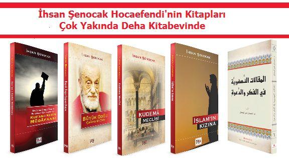 İhsan Şenocak Kitapları