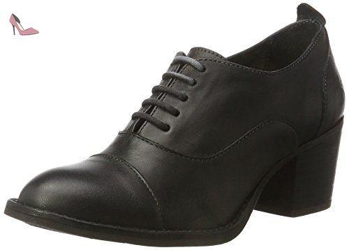 Fly London Saal944, Escarpins Femme, Noir (Black 000), 38 EU - Chaussures fly london (*Partner-Link)