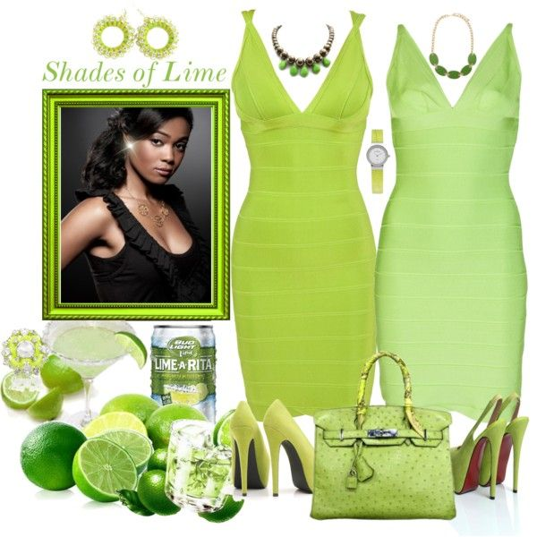 Lime dress with lime: Shades, Dresses, Lime Dress, Limes