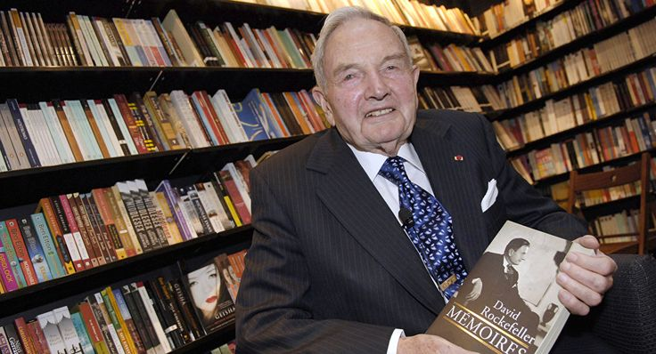 """David Rockefeller for many decades had been the symbol of the Rockefeller clan's financial empire,"" Katasonov said, ""The Rockefeller Empire includes the oil business, the military-industrial complex, and Wall Street banks."" David Rockefeller's death may sap the influential financial group's strength, Russian economist Valentin Katasonov suggested in an interview with Radio Sputnik."