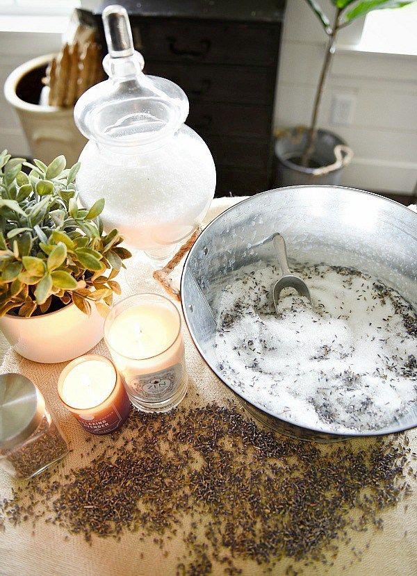 335 best bathrooms images on pinterest bathroom for Epsom salt in french
