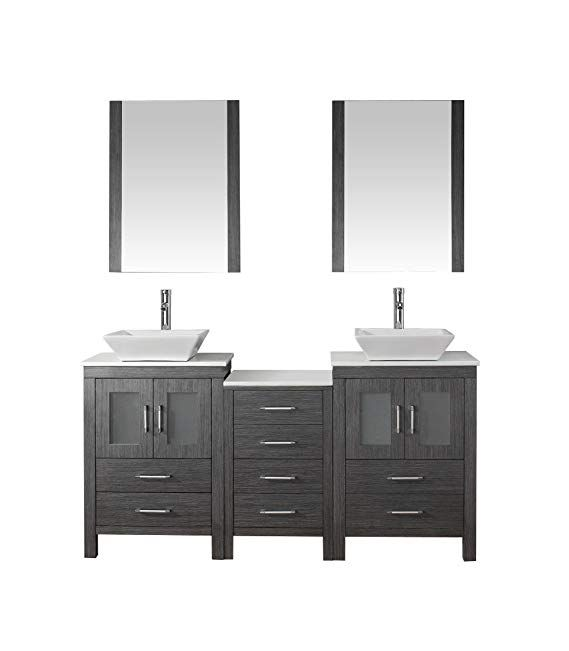 Nantes 48 Single Bathroom Vanity Set Single Bathroom Vanity Single Sink Bathroom Vanity Bathroom Sink Vanity