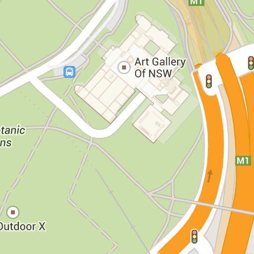 Art Gallery of New South Wales - Sydney All - urban walkabout sydney