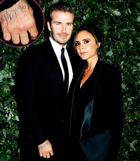 David Beckham and Victoria Beckham - love this couple!