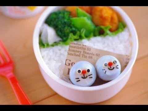 How to Make Doraemon from Blue Quail Egg