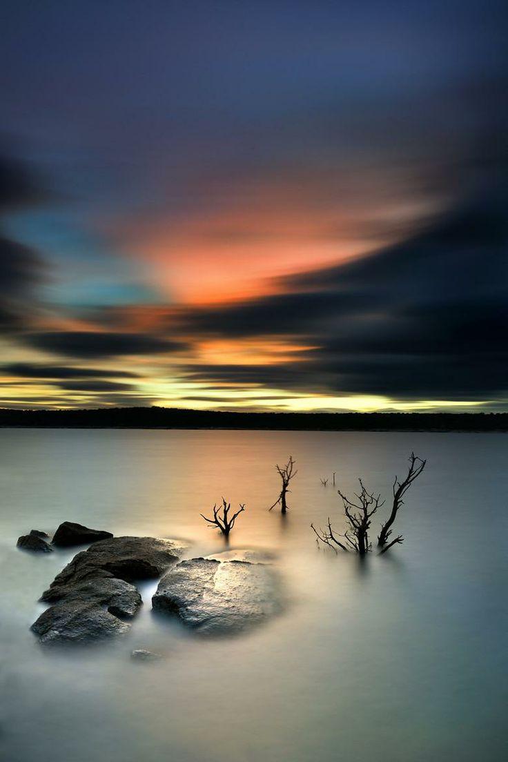 Sunset Photo by Cesar Vega
