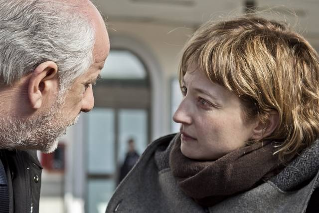 La Bella Addormentata  Toni Servillo and Alba Rohrwacher