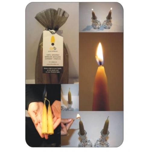 Orb Candles on @Gone Shopping