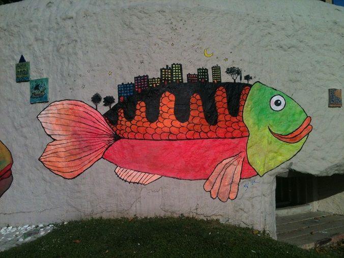 Sait Işık-Fantastik Balık