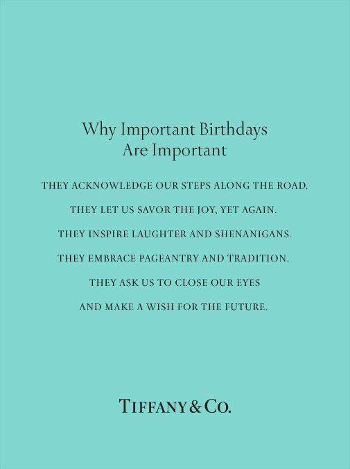 tiffany birthday