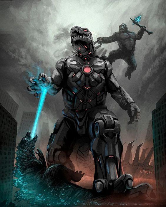 Ver Latino Godzilla Vs Kong 2021 Pelicula Completa Online En Latino In 2021 Godzilla Wallpaper Godzilla Funny Godzilla Vs