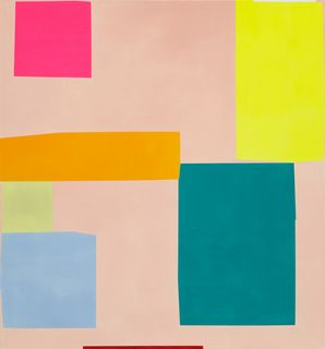 Martina Steckholzer, Accumulations, 2011: Geometric Patterns, Edge, Color Combos, Abstract Art, Art Inspiration, Grid Based Art, Bright Colors