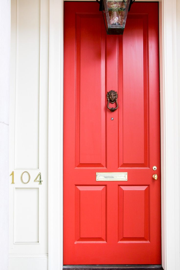 17 best images about red doors on pinterest the Best red for front door