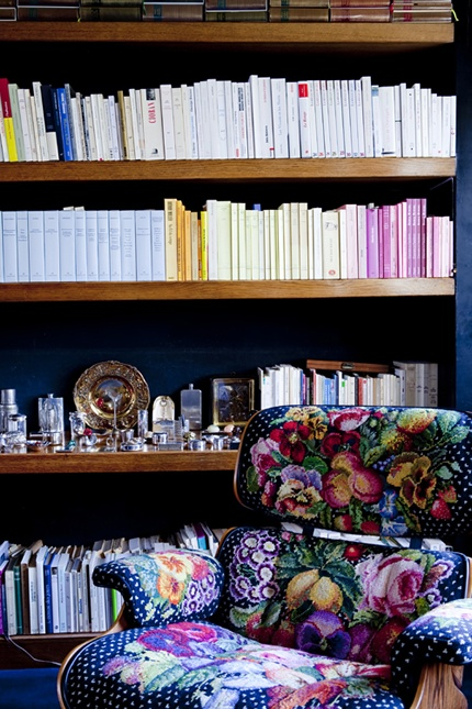 reading corner - Sonia Rykiel home
