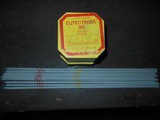 """Eutectic Eutechtrode 501 Welding Rods-1/8"""" 10 lbs"""
