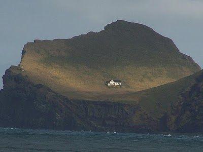 Elliðaey, Iceland.