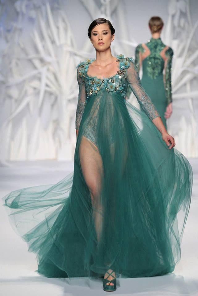 Abed Mahfouz Fall Winter 2014 Collection