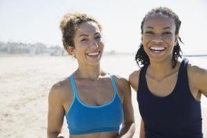 Did you know they make sports bras for nursing moms, prosthesis wearers, full busts, petite busts, and more? Best sports bras for every size and need!: Sports bras for practically everyone