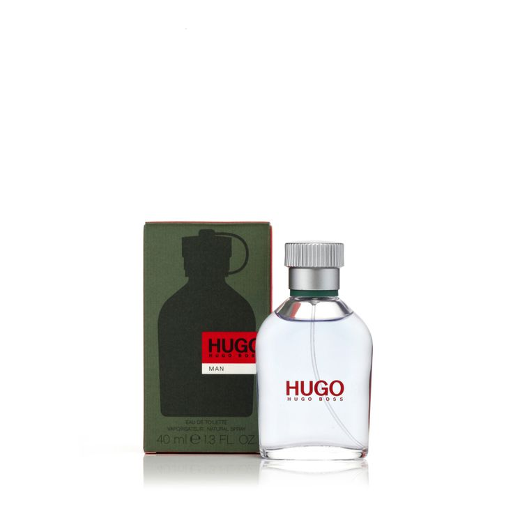 Hugo Green Eau de Toilette Spray for Men by Hugo Boss