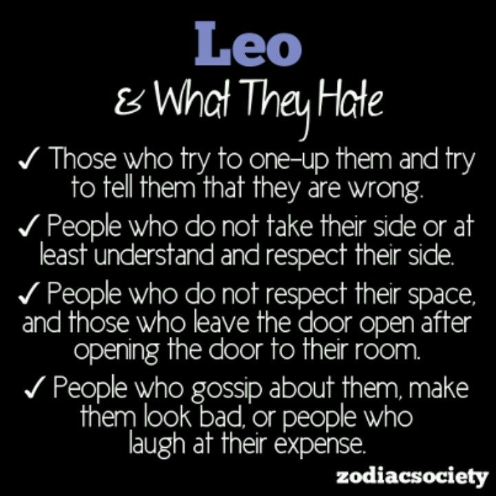 Yes, you how to hurt a leo man