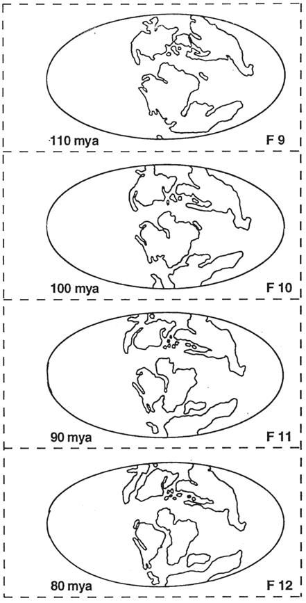 Coloring Pages Of Pangea Plate Tectonics Science