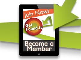 $197 Per Year - Join Here  #GetFoundTV #GetFoundFast  #Online #Marketing #Videos  www.GetFound.tv