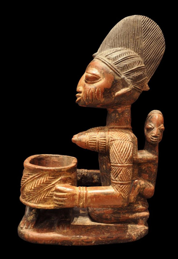 10 best images about african sculpture on pinterest for Yoruba architecture