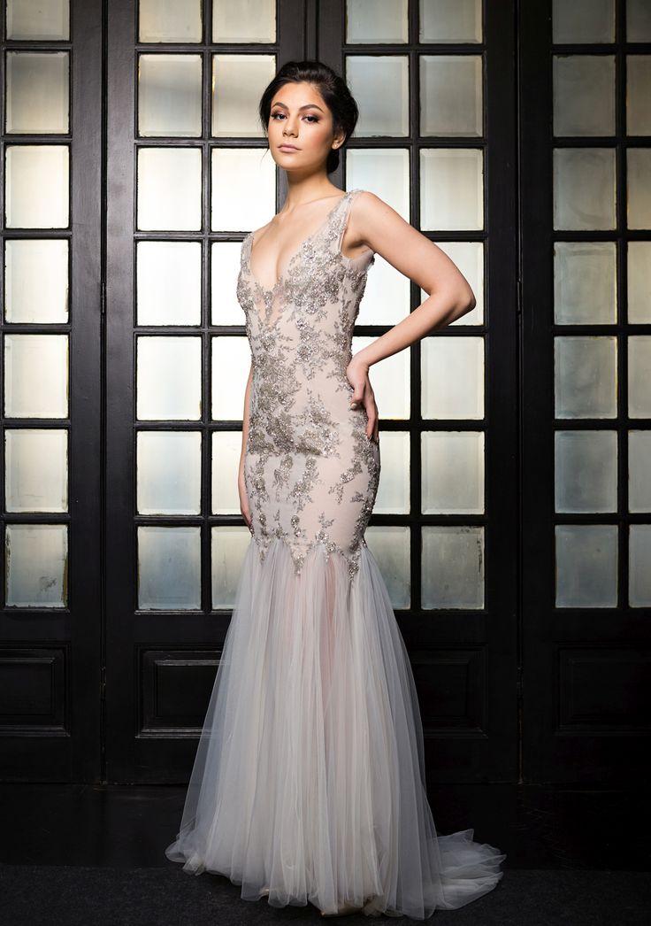 Ines Wedding Gown - Rochia de mireasa Ines