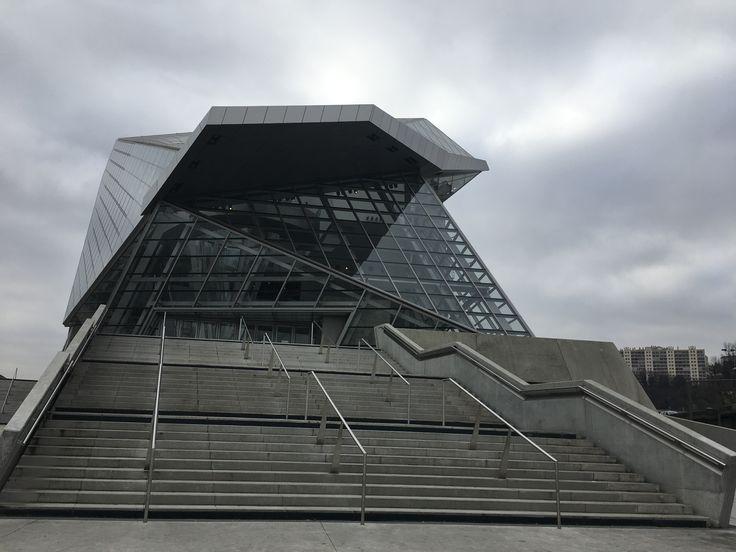 Musée de la confluence Lyon