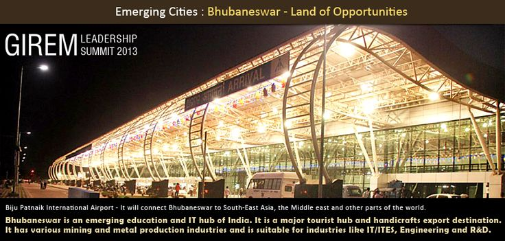 Biju Patnaik International Airport - Bhubaveswar
