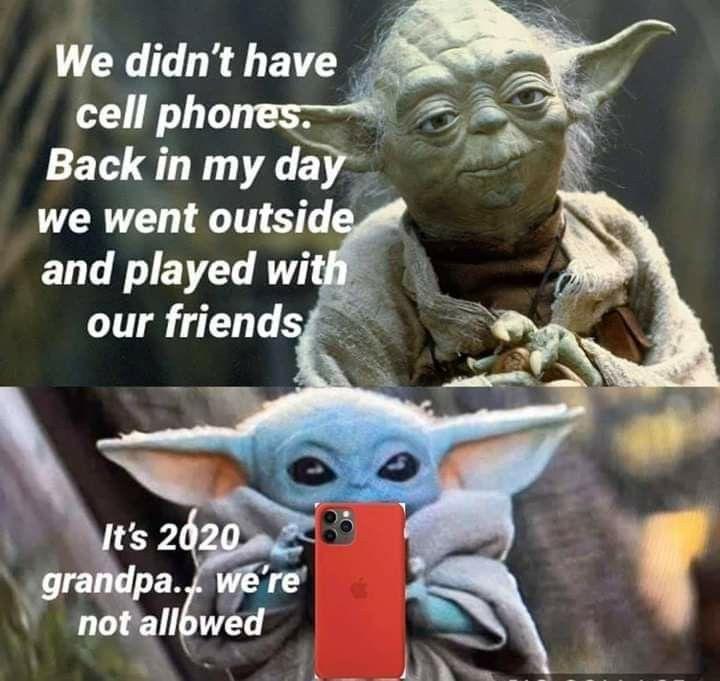 Baby Yoda Yoda Funny Yoda Images Star Wars Jokes